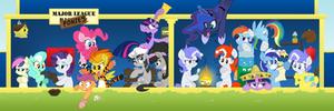Major League Ponies