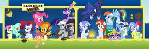 Major League Ponies