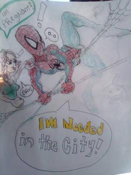Spider Man Development