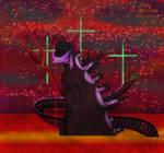 Shin Godzilla And Evangelion fan art