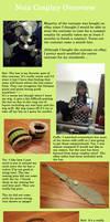 Noiz Cosplay Overview by Noiz-Bleu