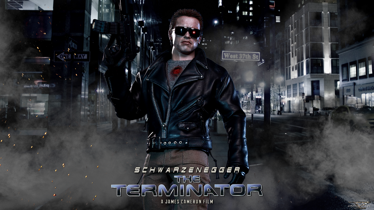 The terminator hot toys full hd wallpaper by davian art on deviantart - Terminator 2 wallpaper hd ...