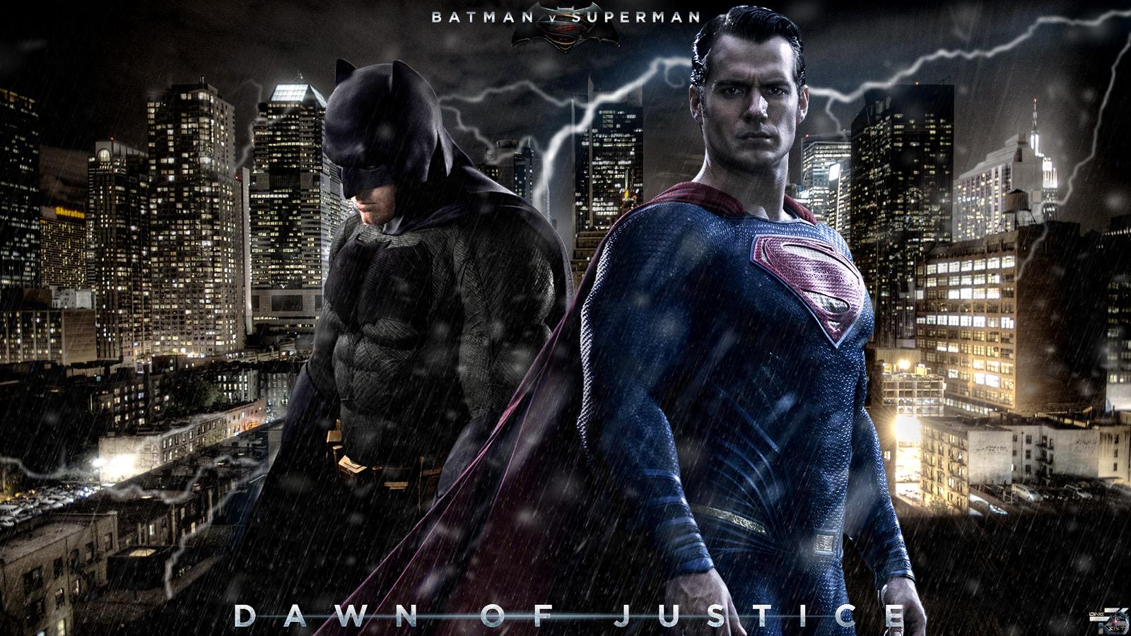 batman vs superman dawn of justice hd wallpaper - drive