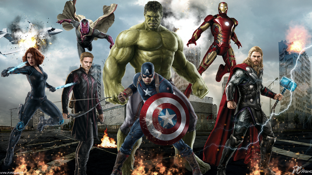 Avengers Age Of Ultron By Iloegbunam On Deviantart: Avengers Age Of Ultron By DavidCreativeDesigns On DeviantArt