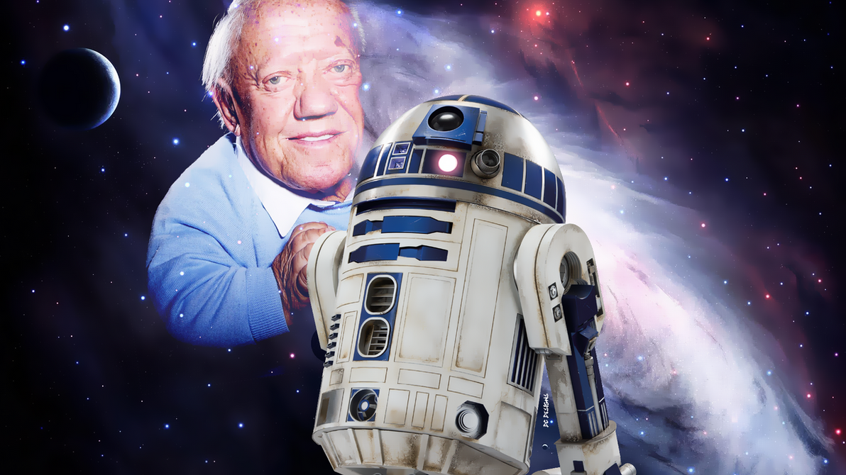 R.I.P KENNY BAKER by D-CDesigns
