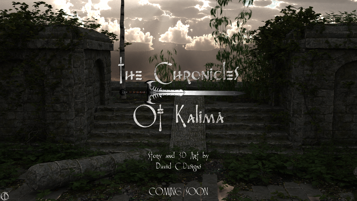 The Chronicles Of Kalima by Davian-Art
