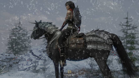 Qiong The Winter Warrior