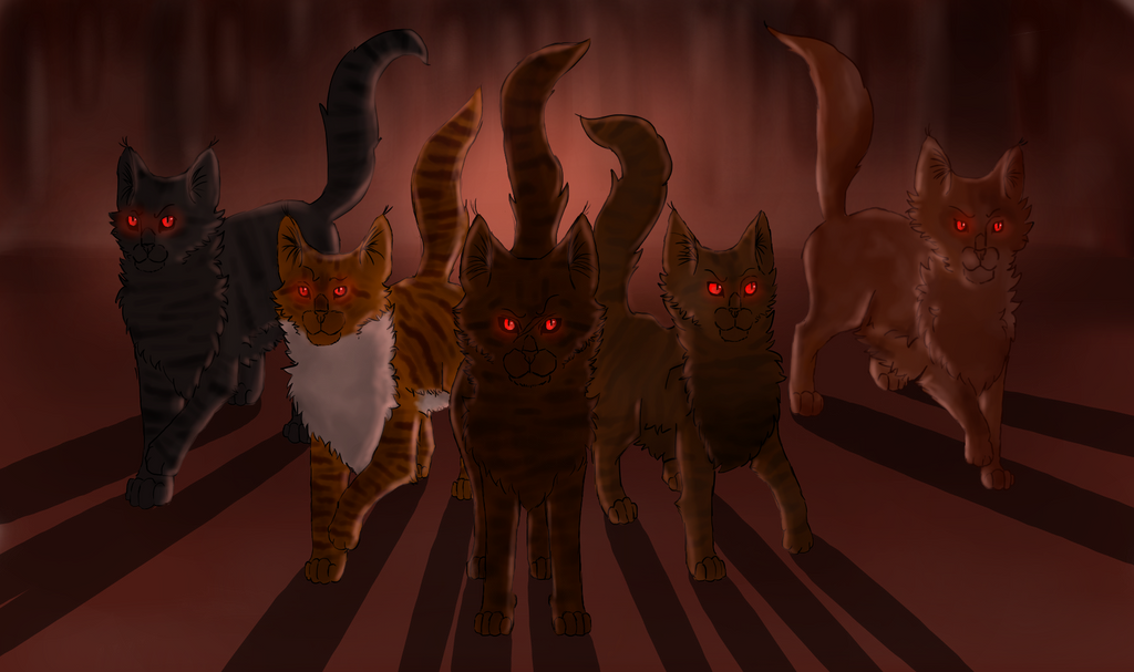 Warrior Cats Forest Size