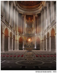 Versailles Palace Church