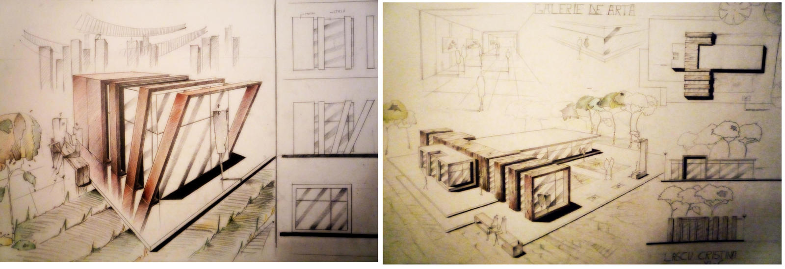 Architecture concept by dr4wing pencil on deviantart for What is design concept in architecture