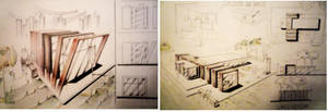 Architecture concept by dr4wing-pencil