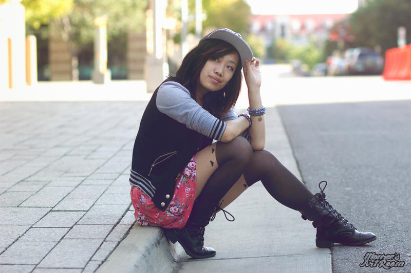 With Hsing by CrimsonDenizen