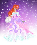 Nicole princess by Nicole-Ennet