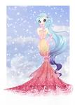 Art trade: Spero Princess by Nicole-Ennet