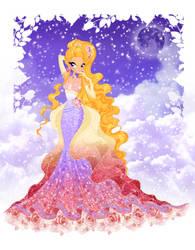 Art trade: Aliki Princess by Nicole-Ennet