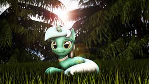 lil Lyra by yellencandy