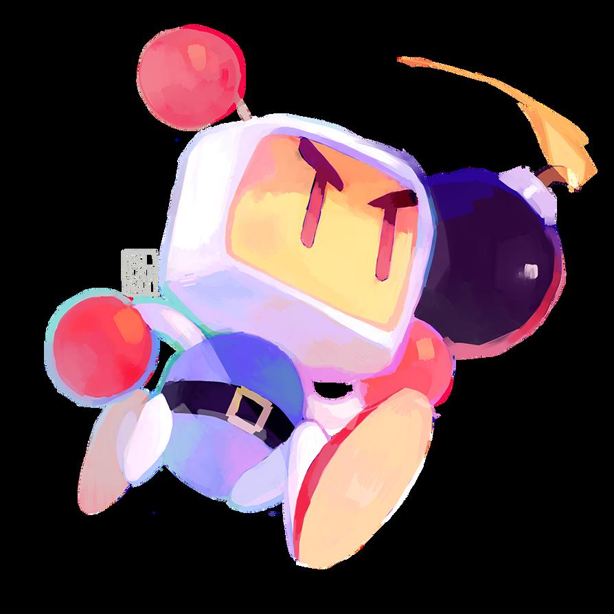 Bomb boy by bluumi