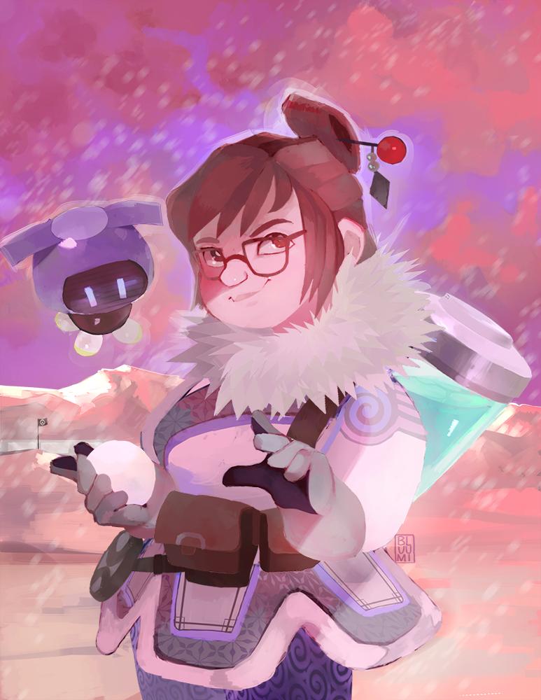 Mei by bluumi