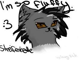 I'm soo fluffyy. :33 by SunnyBlub