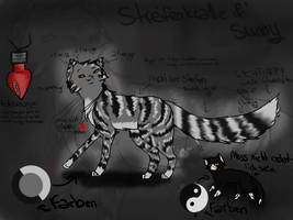 Streifenkralle ID by SunnyBlub