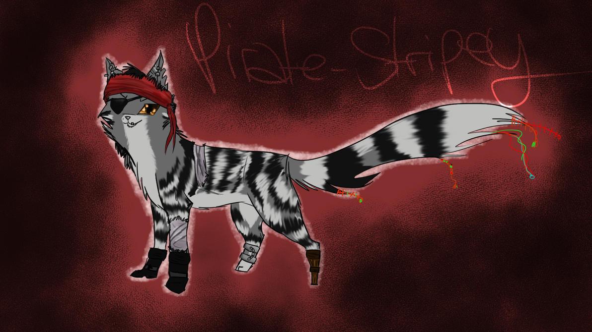 Pirate-Stripey. by SunnyBlub