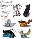 Chibi-Cat-Commission! #CCC