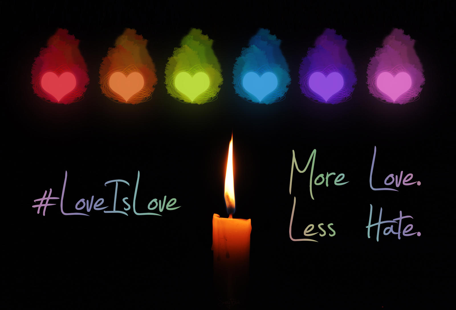 #LoveIsLove by SunnyBlub