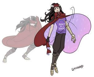 Purple Power by AshleyCope