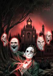 Spooky Book Cover