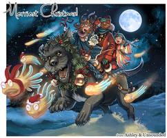 Unsounded Christmas by AshleyCope