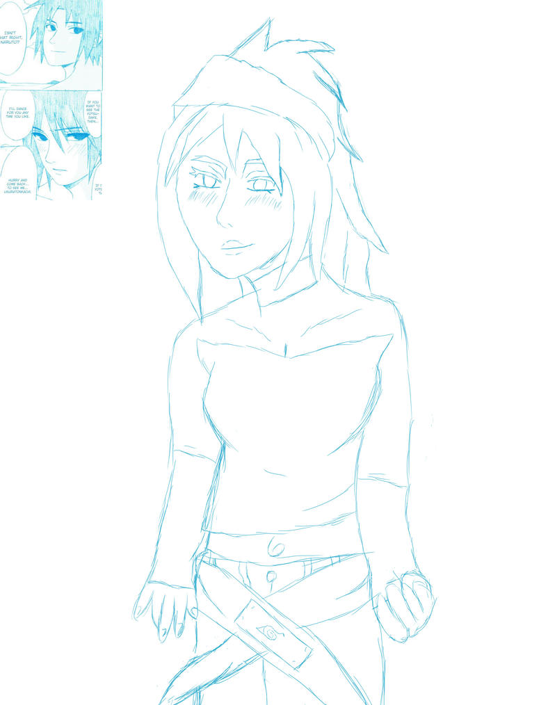 This is just a WIP Idea, I name her Sasukeydie by narusasulover16