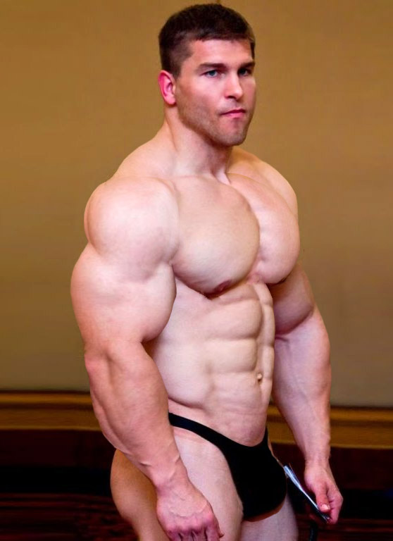 Morphed Muscle Men