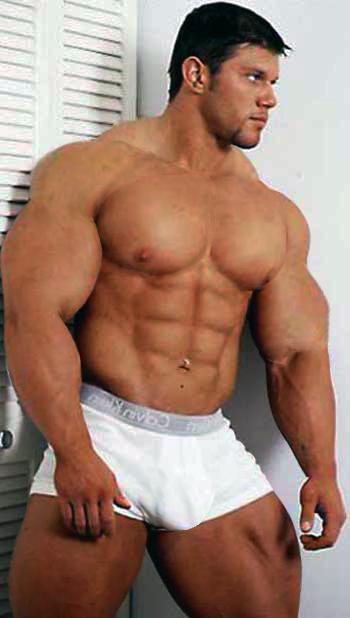 Big hunk muscle sexy