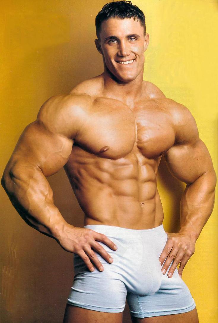 Bodybuilder 22 by Stonepiler on DeviantArt