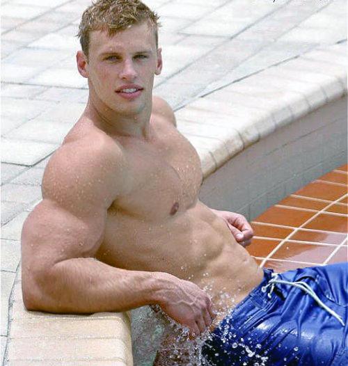Poolside Bro