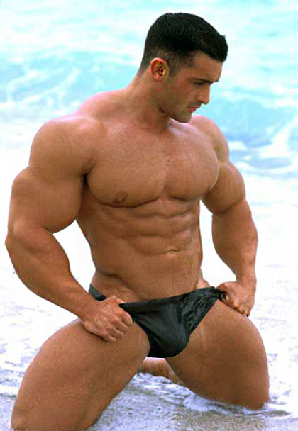 Bodybuilder 29 by Stonepiler on DeviantArt