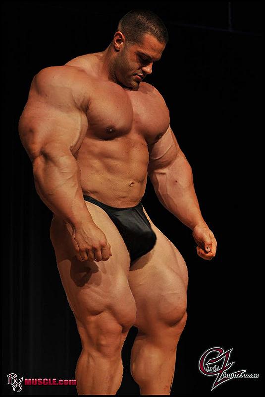 Bodybuilder 99 by Stonepiler