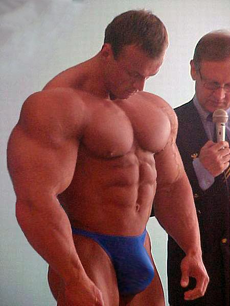 Bodybuilder 140 by Stonepiler on DeviantArt