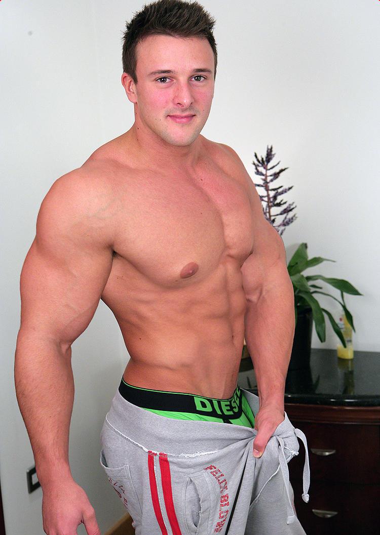 Hot Shirtless Guy 79 by Stonepiler on DeviantArt
