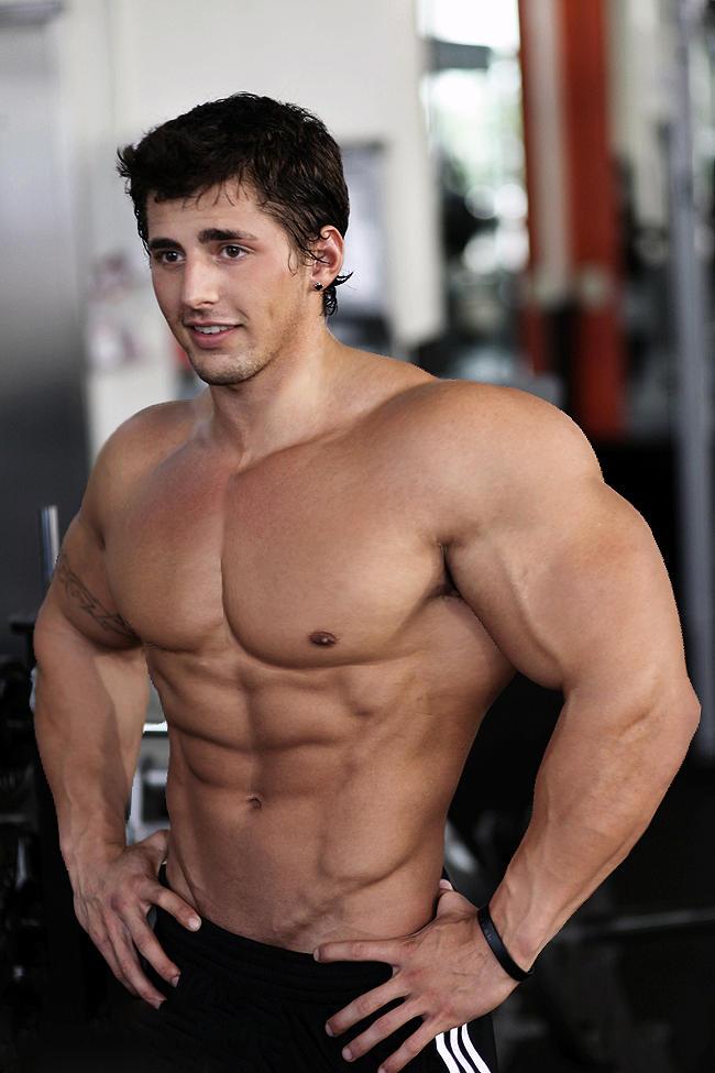 Hot Shirtless Guy 85 by Stonepiler on DeviantArt