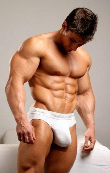 Underwear Guy 123 by Stonepiler