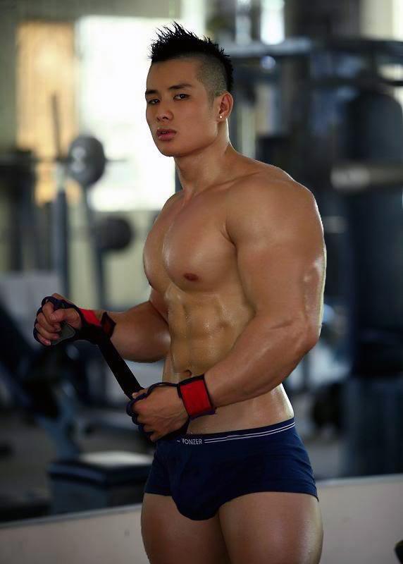 Hot boy asian nacked