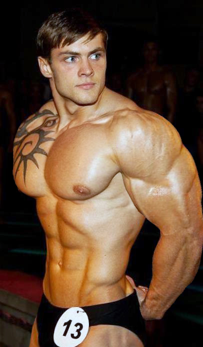 Bodybuilder 291 by Stonepiler