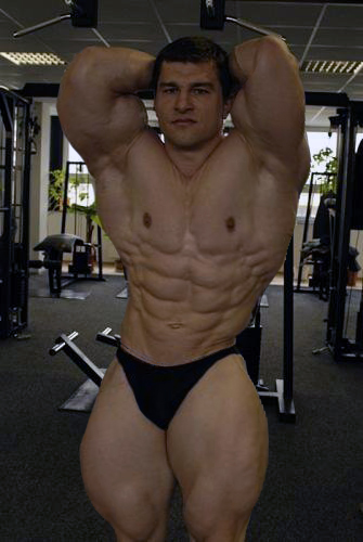 Bodybuilder 297 by Stonepiler