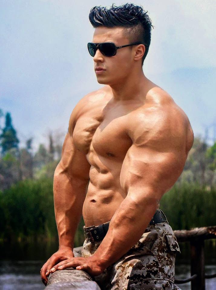 Hot Shirtless Guy 110 by Stonepiler