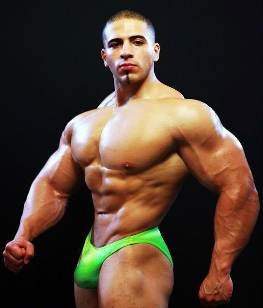 Bodybuilder 303 by Stonepiler