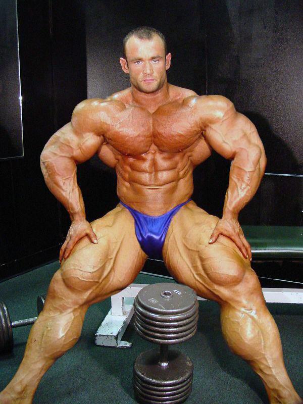 Bodybuilder 304 by Stonepiler