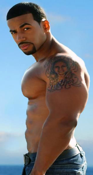 Beautiful Man 30 by Stonepiler