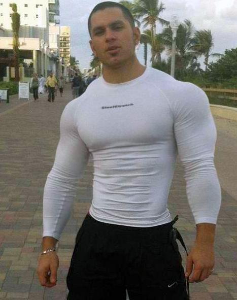 Lycra guy 92 by stonepiler - Stonepiler bodybuilder ...