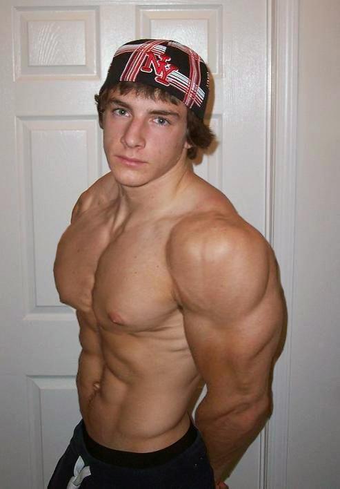 Hot Shirtless Guy 129 by Stonepiler